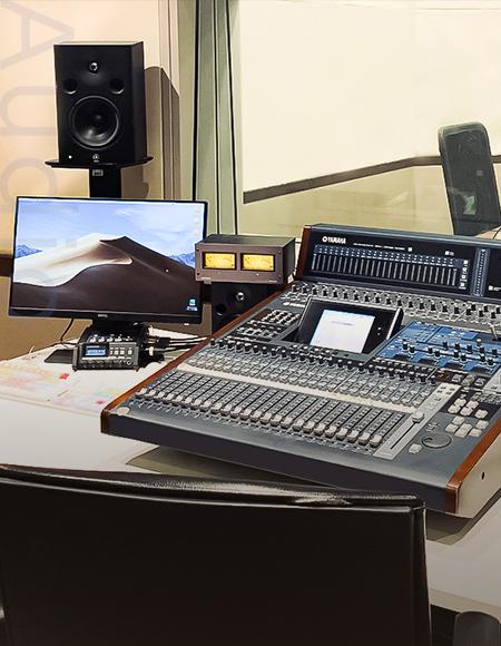 音響制作事業
